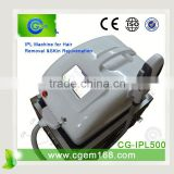 CG-IPL500 (Hot in USA) ipl quantum hair removal machine for wrinkle removal skin rejuvenation