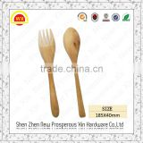Wholesale cheap tableware set disposable bamboo cutlery