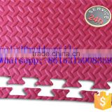 high density 30mm eco-friendly jigsaw eva foam interlocking yoga floor mat martial art mat