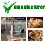 Factory supply peanut butter maker machine peanut butter processing machine colloid mill