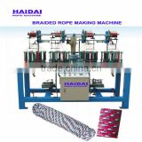16 Spindle Plastic braided cordage making machine