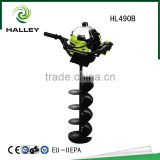 CE Approval Digging Small Machine 50cc Earth Hand Auger Gas Ice Driller HL490B