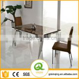 Kitchen Table and Chair Sets Marble Inlay Dining Table TH308