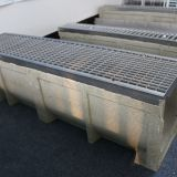 Grating and Trench Covers Polymer Resin Concrete Drain Channel