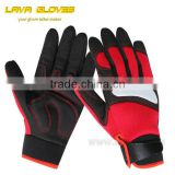 2014 Lava Hand Safety Mechanic Workwear Gloves/Anti Vibration Gloves/Gloves for Pneumatic Tool