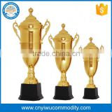 beautiful table tennis trophies,personablity trophy with wooden base,engraved metal logo on wooden base trophy