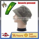 2015 summer custom bucket hat can anti pest factory cheap price