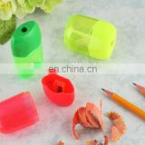 2-Hole Magnesium Inner Sharpener with Plastic Container