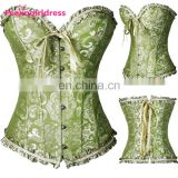 Women Vintage Sexy Waist Cincher Steampunk Corsets Slimming Body Shaper