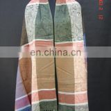 Jacquard Shawls / Stoles / Scarf