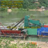 Portable Gold Dredge 150m³/h Easy Operate