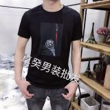 Men's fashion design new style T-shirt clothing from factory