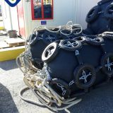 Ship to Shore Marine Pneumatic Rubber Fenders