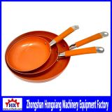 High Quality Copper Metallic Frying Round Pans and Pots Making Spinning Processing Machines