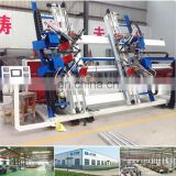 PVC windows assembly equipment / automatic upvc solder