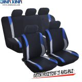 DinnXinn Volkswagen 9 pcs full set cotton car seat covers pu leather supplier China