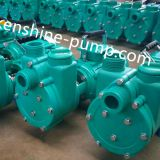 FPZD direct connection plastic self priming pump