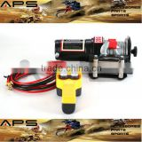 2000LB Electric Winch for ATVs UTVs Quad Bike /ATV Parts/ATV Accessories