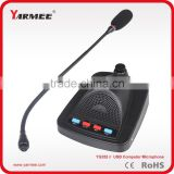 Professional usb microphone gooseneck microphone for Skype/MSN chatting