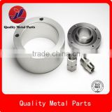 CNC bushing,stainless steel bushing sleeve,precision aluminum sleeve,Zinc plated bearing bushing