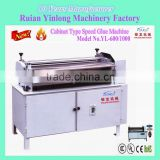 Paper Label Glue Machine YL-600-1000,Cold Glue Gluing Machine,Semi Automatic Wet Glue Gluing Machine