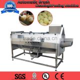 Best Seller Electric Fresh Washing Sweet Potato Peeling Machine