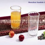 2015 water cup glass tumbler glass