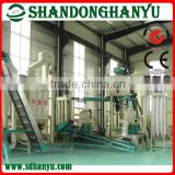 2015 New Save power CE Approved 3-4t/h wood pellet plant