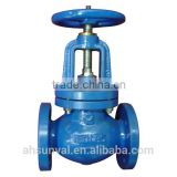 BS5152 PN16 Cast Iron Double Flange Globe Valve
