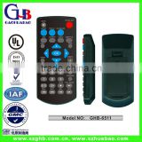 Portable DVD VCD player remote control