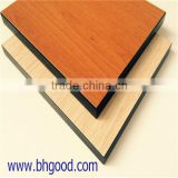 High quality trade warranty hpl compact laminate board for kids study table;school furniture