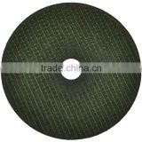 "T41 5"" 125*1.2*22 good quality abrasive cut off wheels for metal/iron/inox/stainless steel/aluminum"
