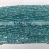 Wholesale Natural Apatite Round Beads Loose Gemstone Apatite Beads Beautiful and Crystal Cant Wait to Touch and Buy