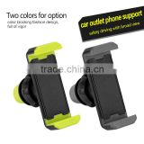 Car mount air vent mobile phone holder annaijia cf3 vent clip lower price