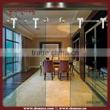 top hung barn glass sliding door hardware for sale