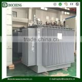 10KVA 2500KVA series Oil Immersed distribtion transformer ISO certified