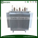 3 phase oil type transformer 1500kva