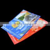 printed food grade materials packaging vacuum bag with ziplock                                                                                                         Supplier's Choice