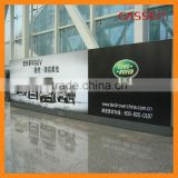 Front Printing PET Backlit Film for printing                                                                         Quality Choice
