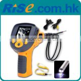 "Recordable 2.4"" 3.9mm Video Rotation 3X Zoom DVR IP67 1m Endoscope Borescope Inspection Camera"