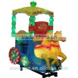 electric shy bashful horse arcade musical swing wobbler machine kids ride on toys amusement coin operated