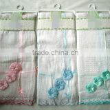 BC1063A cheap flowers baby shawl