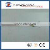2 Core Beige Color Indoor Ftth Drop Cable From China Ningbo Factory