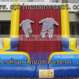 Inflatable sticky wall sports game SP-SP001