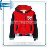 girls baseball jacket wholesale varsity jackets