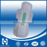 cotton waste use for cleaning sanitary napkin for woman pad maternity supplier