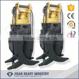 hydraulic excavator grapple, log grapple, wood grapple for 20 tons excavator                                                                         Quality Choice