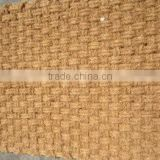 COIR MAT FOR ROAD PAVING - HANDMADE WITH NATURAL COCONUT FIBER