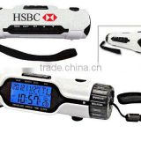 H4100 Travelling World Clock with LED Torchlight ( promotional gift, corporate gift, premium gift, souvenir )