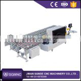 Edge automatic swing line , automatic edge banding machine for melamine                                                                                                         Supplier's Choice